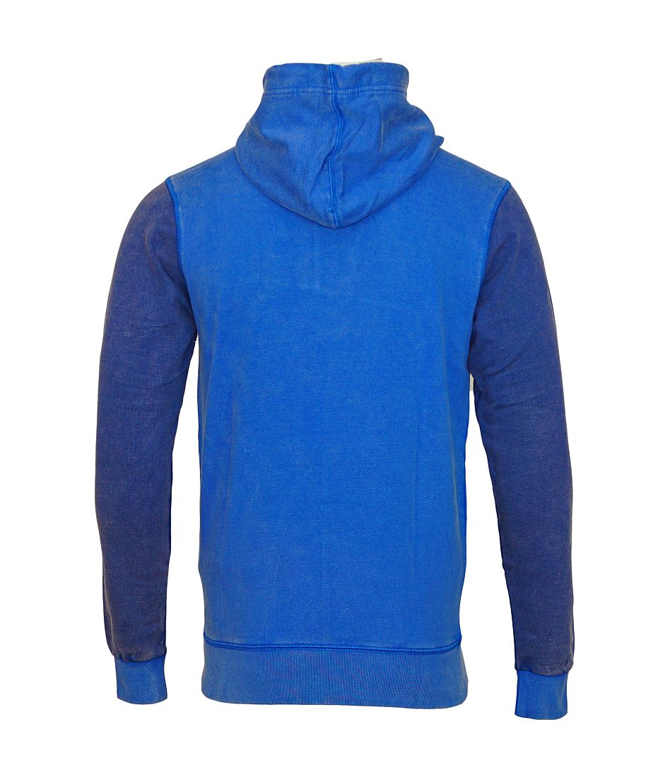 Petrol Industries Sweater Pullover Sweat Hooded blau MFW16 SWH353 593 mit Kapuze HW16-3sp