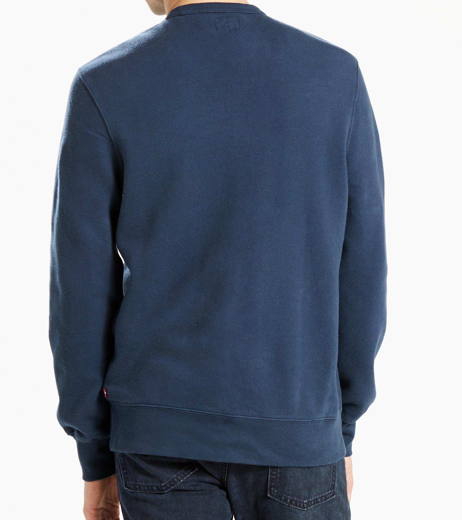 LEVIS Sweater Rundhals Pullover 17895-0029 navy W18-LVP1