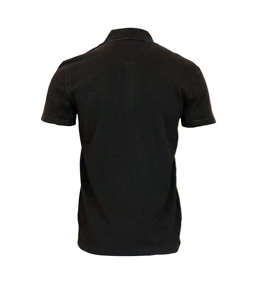 EA7 EMPORIO ARMANI Shirt T-Shirt Poloshirt Train Core Plus Polo schwarz 277034 6P262 00020
