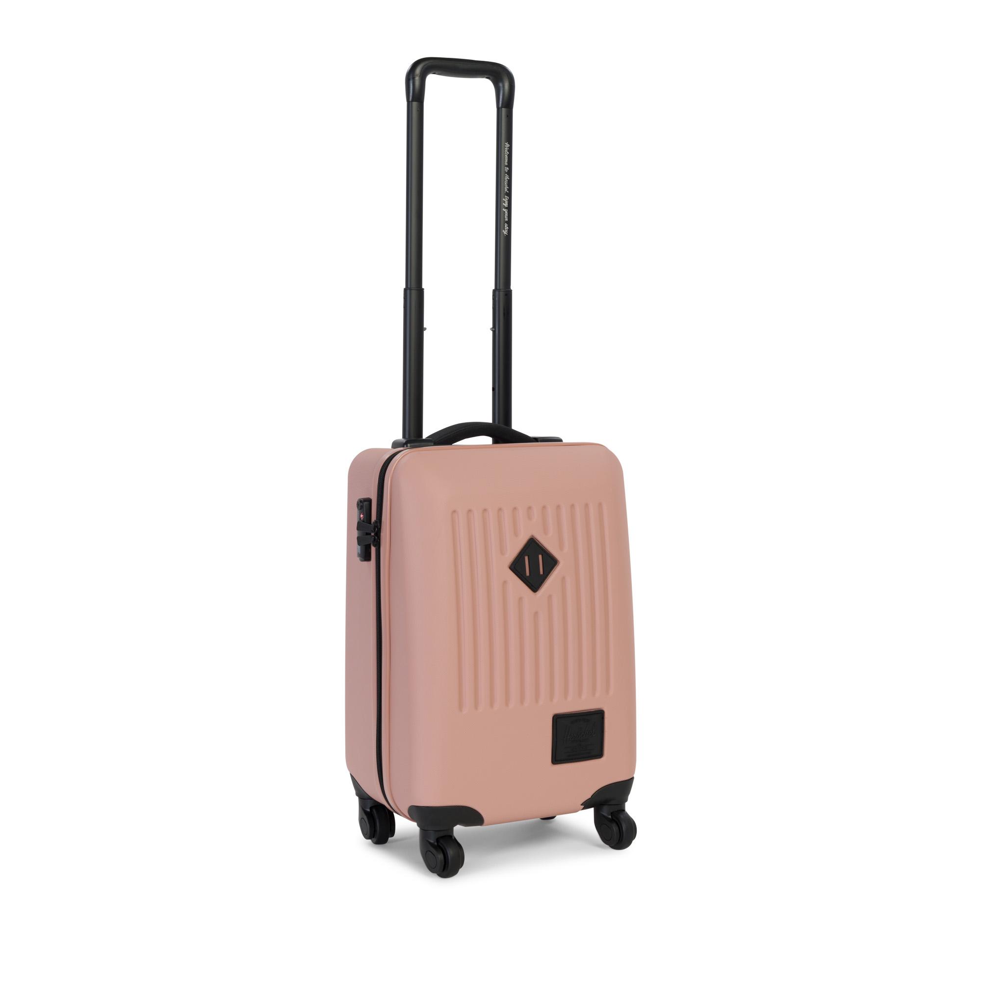 Herschel Koffer Rollkoffer Hartschalenkoffer Trade Carry on Travel Ash Rose 10336-01589 F18-HT1