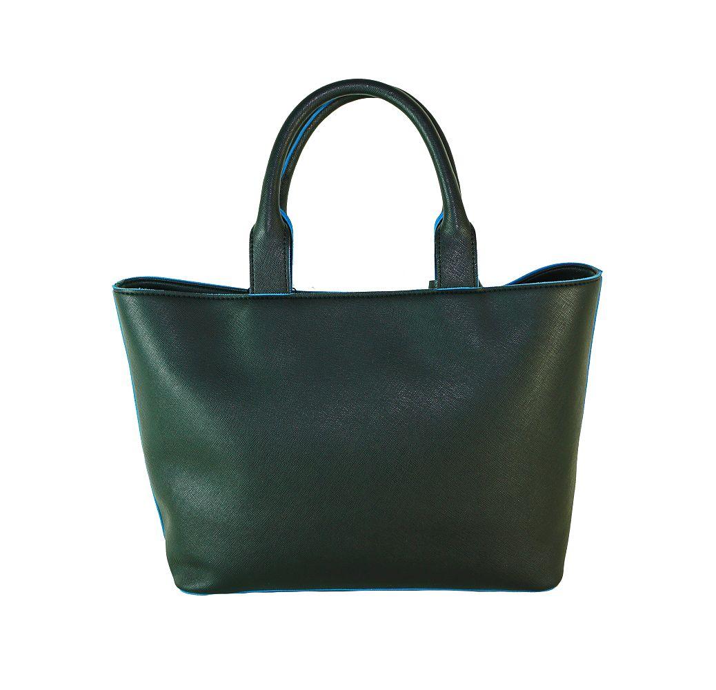 Armani Jeans Tasche Bosra Shopping 922531 CC856 00220 Nero Handtasche S17-AJT1