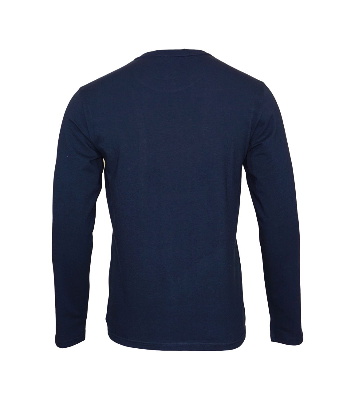 Emporio Armani Longsleeve Rundhals Shirt 111653 8A516 00135 MARINE WX18-EAL