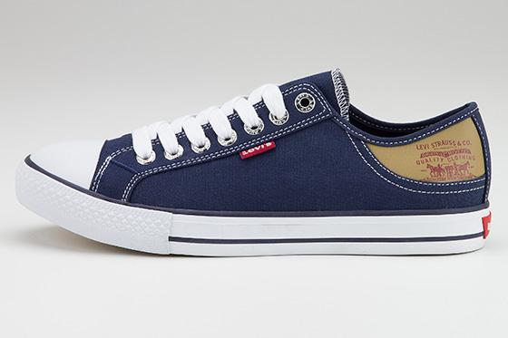 LEVIS Levi's Schuhe Schnürschuhe Sneaker STAN BUCK navy 223001-733-17 S17-LES1