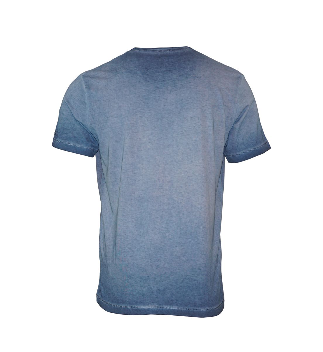 Tom Tailor Shirt T-Shirt Tee-Shirt Motorcycle prints tee blau 10340739910 6968