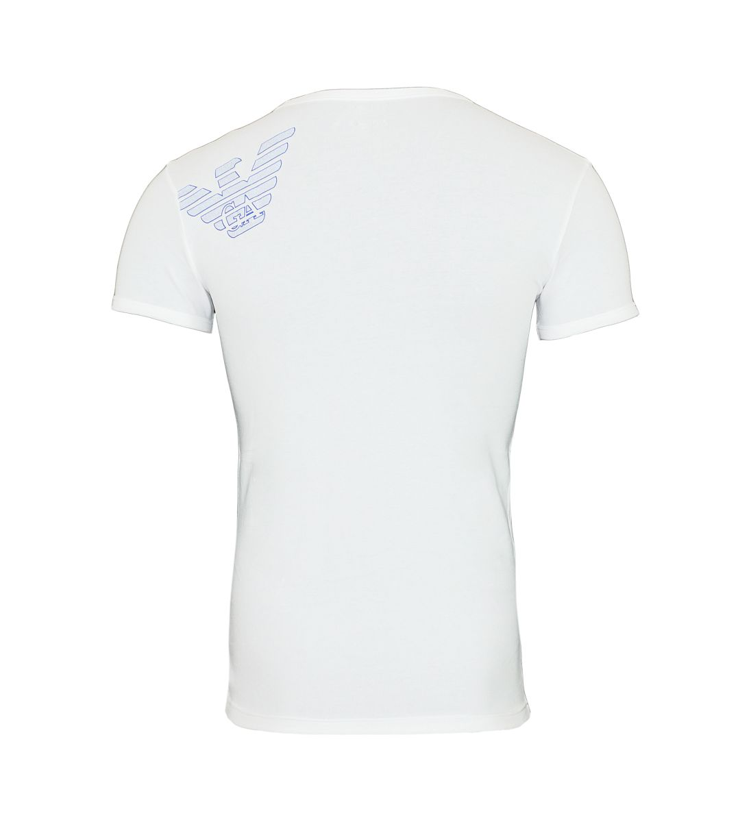 Emporio Armani T-Shirt Shirt V-Ausschnitt 110810 6A725 00010 BIANCO HW17-ART