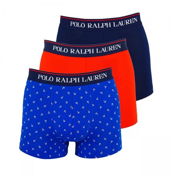 Ralph Lauren 3er Pack Classic Trunks 71466205 0028 multicolor W19-RL3
