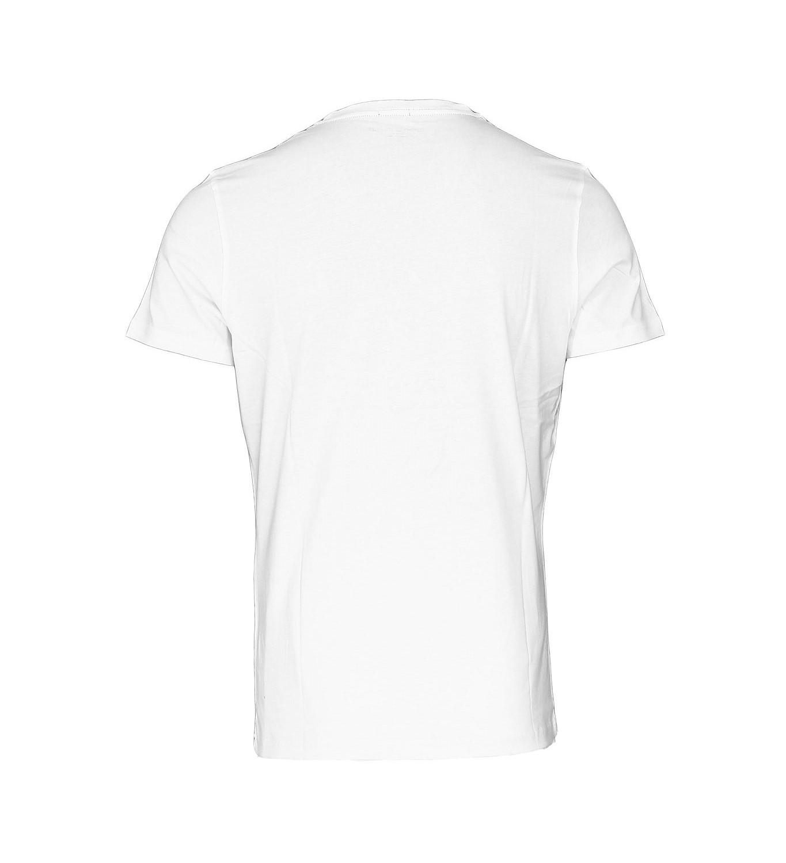 TOMMY HILFIGER Shirt T-Shirt Tee-Shirt Norton cn tee ss weiss 2S87905125 100