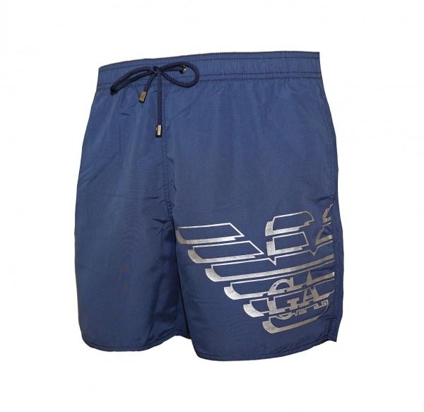 Emporio Armani Badeshorts Boxer 211740 9P427 06935 navy blue SS19-EAB3