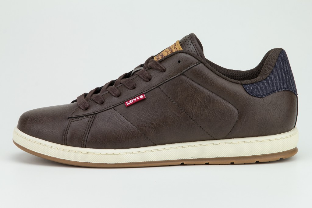 Levis Schuhe Sneaker DECLAN MILLSTONE DARK BROWN 228007-794-29 W18-LVSS