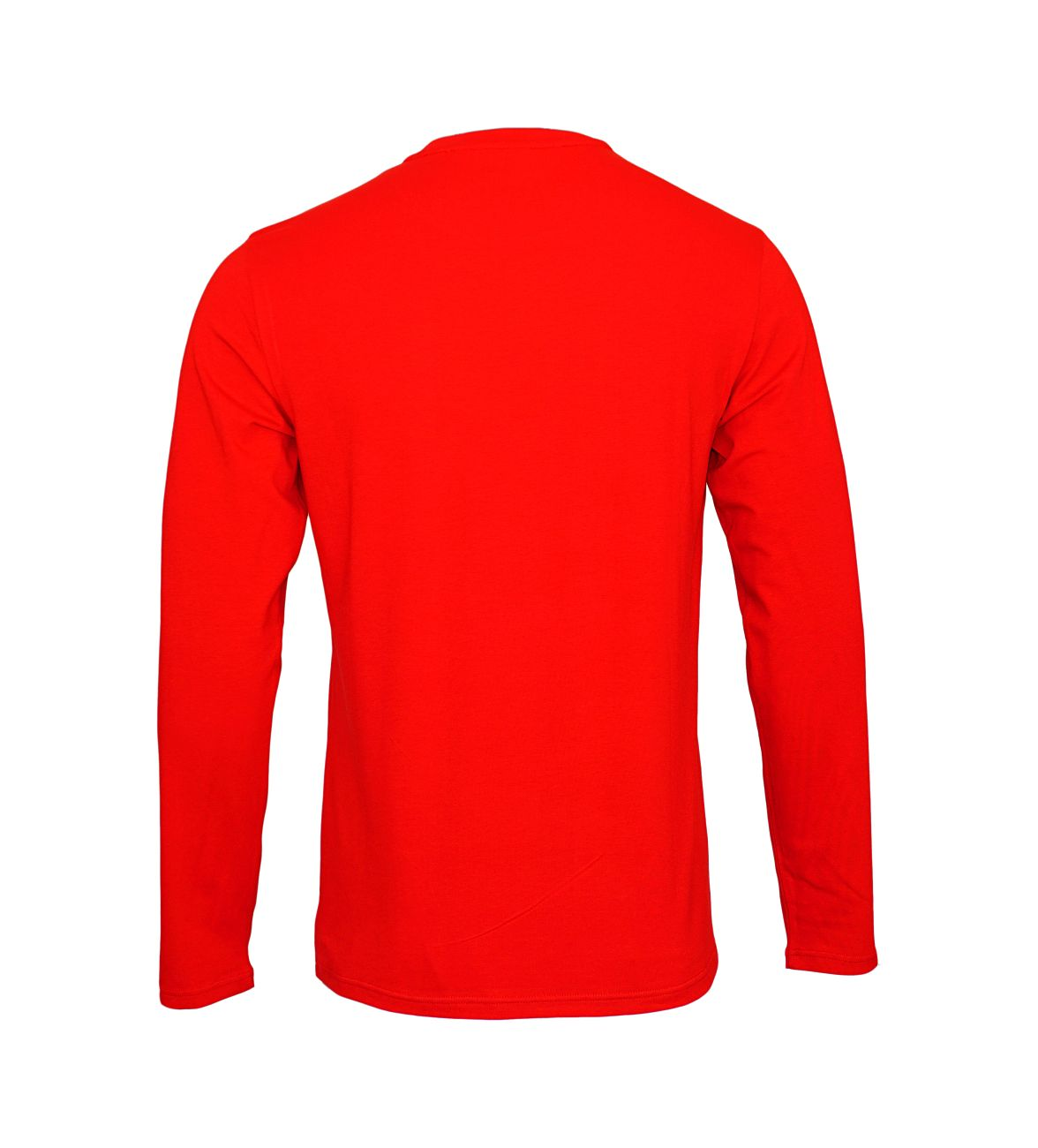 Emporio Armani Longsleeve Rundhals Shirt 111653 8A516 13174 RUBINO WX18-EAL