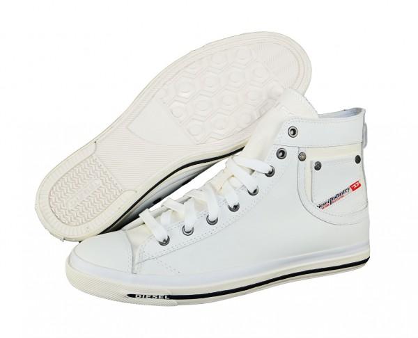 Diesel Sneaker Sneaker Exposure I Y00023 PR052 T1003 white SH19-DS1
