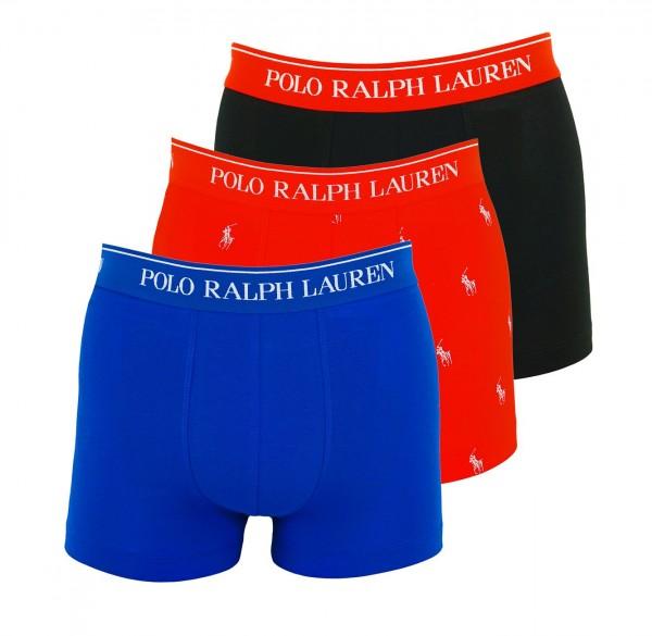 Ralph Lauren 3er Pack Trunk Shorts 71466205 0044 multicolor SH19-RL1