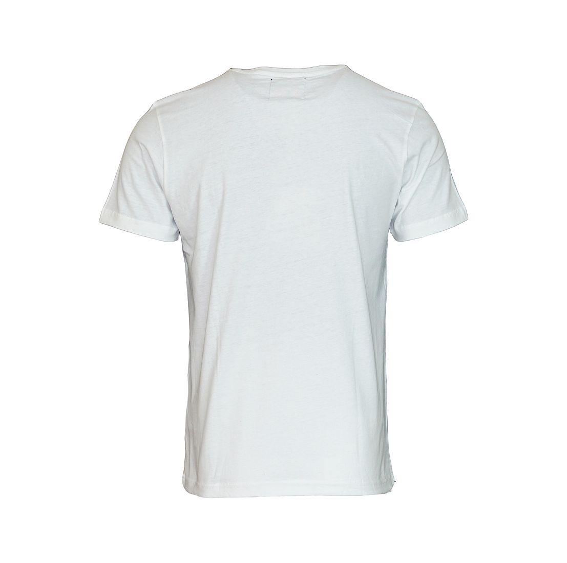 Petrol Industries T-Shirt Shirt weiss M SS16 TSR811 000