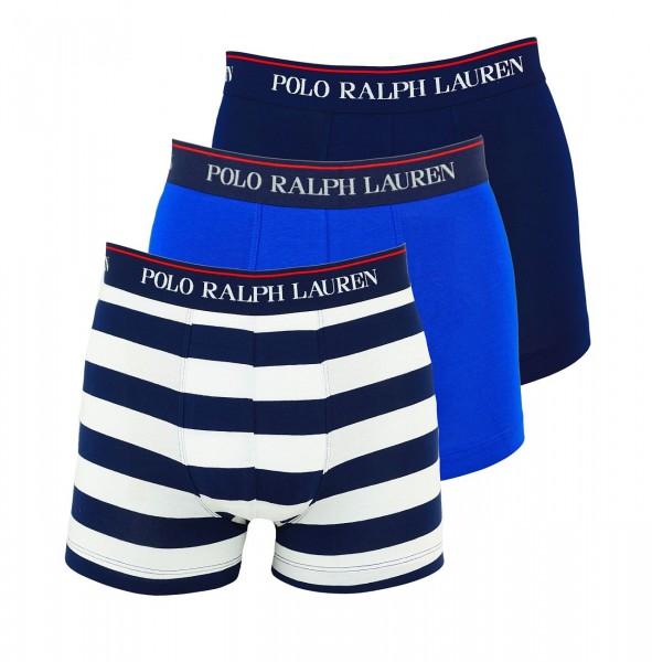 Ralph Lauren 3er Pack Classic Trunks 71466205 0029 multicolor W19-RL3