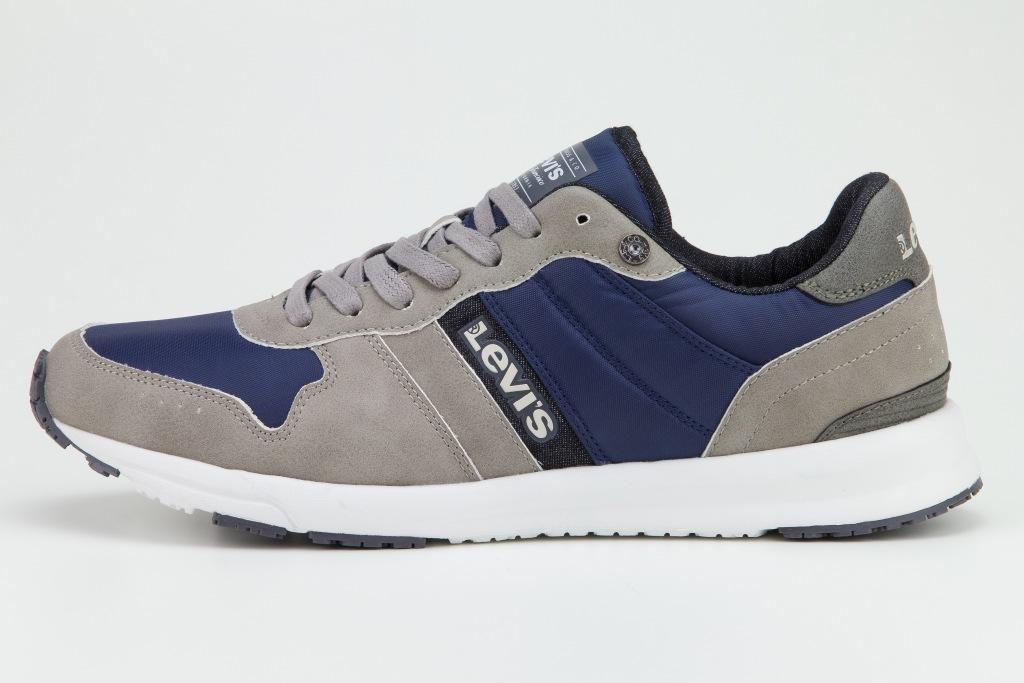Levis Schuhe Sneaker BAYLOR REGULAR GREY 227240-1920-55 W18-LVSS