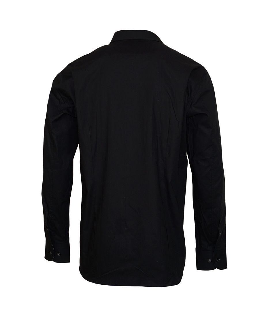 Signum Hemd Herrenhemd Business-Hemden 999115105 black WF17-SIBH1gp
