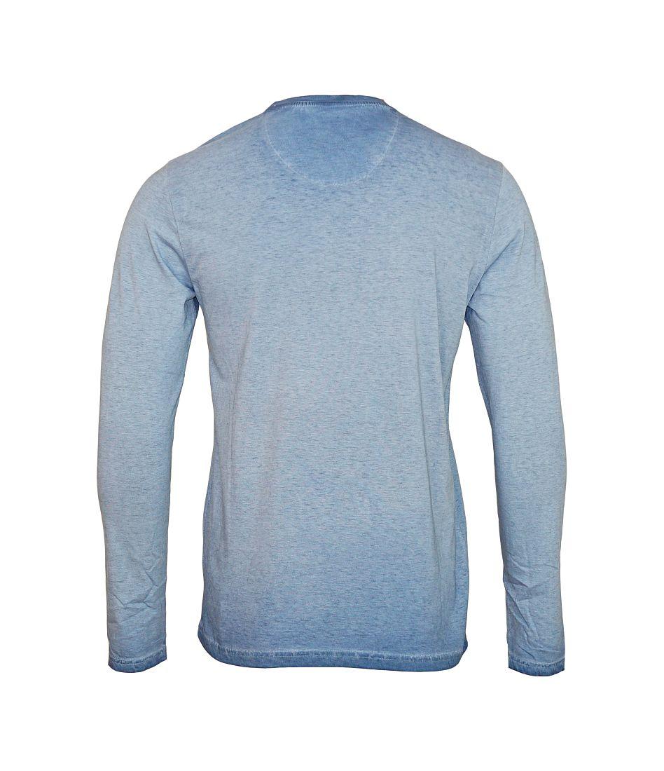 Petrol Industries Sweater Pullover Longsleeve hellblau MFW16 TLR774 571 HW16-1n