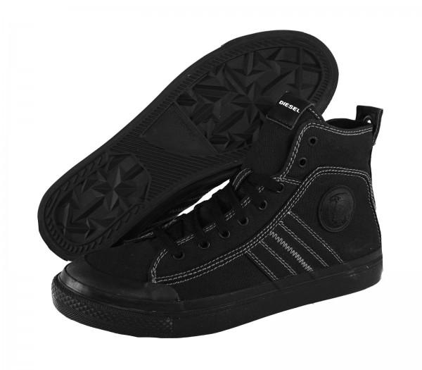 Diesel Sneaker Sneaker S-Astico Mid Lace Y01874 PR012 T8013 black SH19-DS1