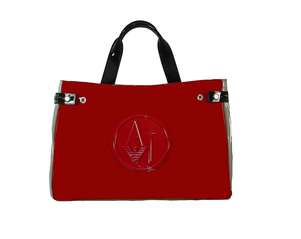 Armani Jeans Tasche Handtasche f. Damen 922548 CC852 07376 burgundy HW16