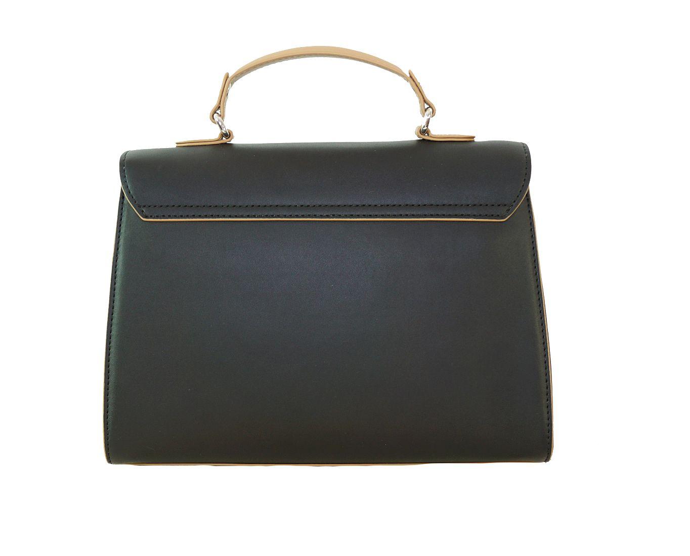 Armani Jeans Tasche Handtasche f. Damen 922111 6A730 41620 Nero Tannin HW16