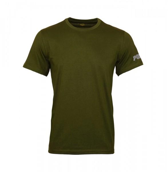 Ralph Lauren T-Shirt Rundhals 71473060 7003 olive WF19-RLL1