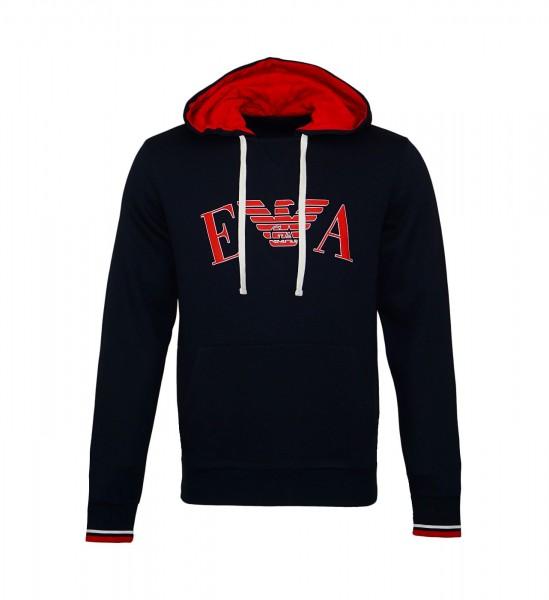 Emporio Armani Sweater Hooded 111753 9A571 00135 navy SH19-EAX2