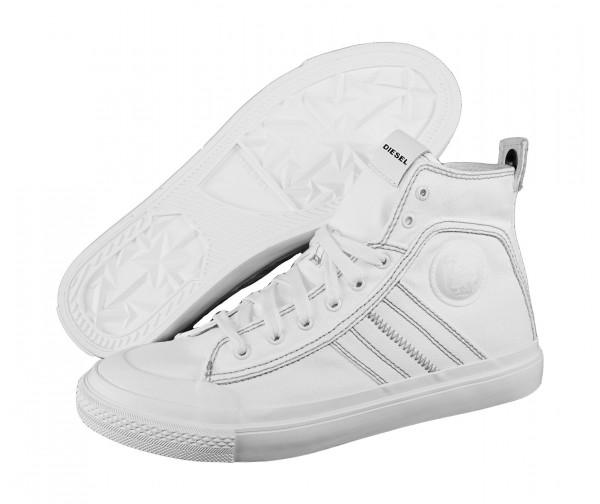Diesel Sneaker Sneaker S-Astico Mid Lace Y01874 PR012 T1015 Star White SH19-DS1