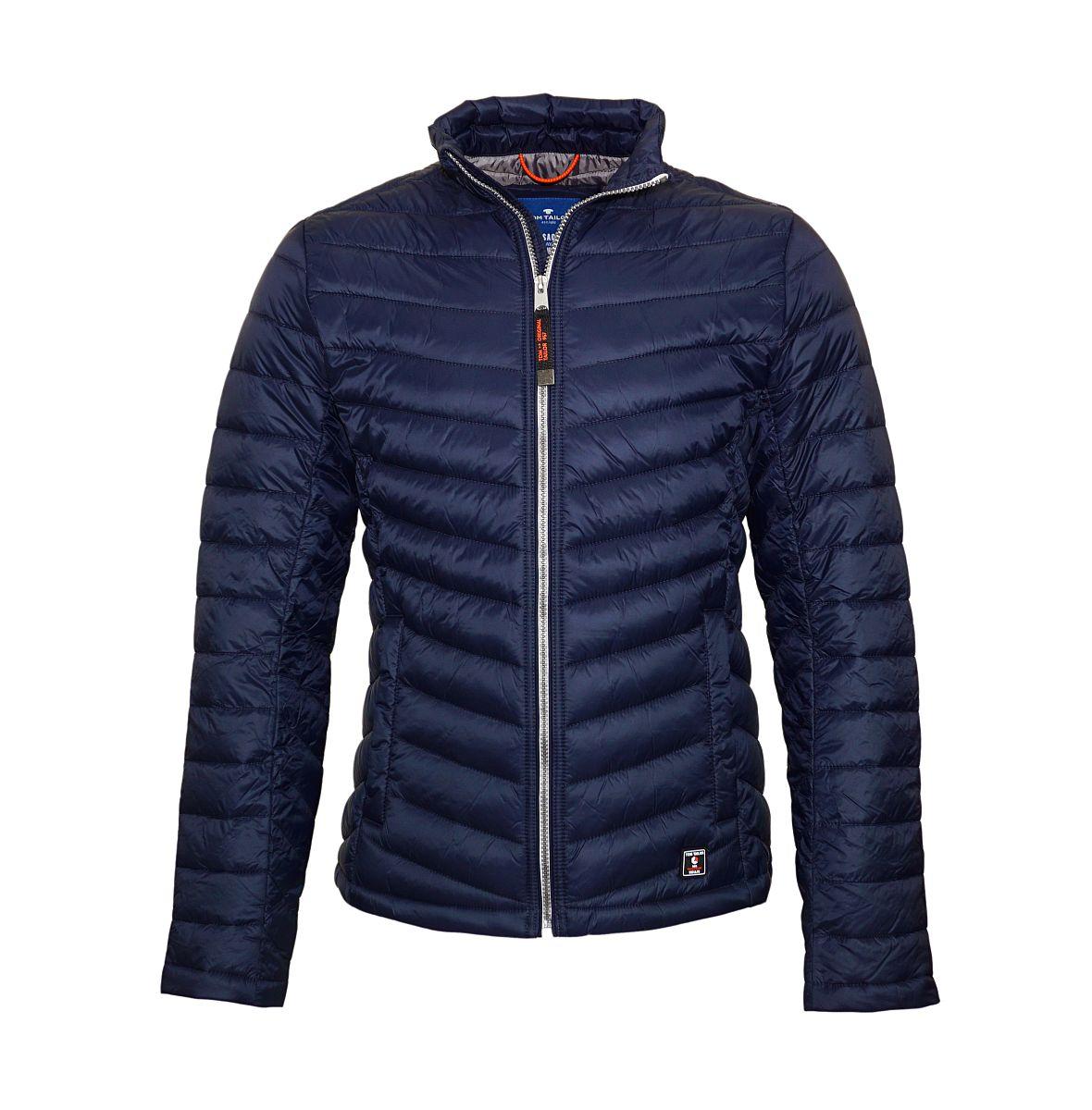 Tom Tailor Jacke Lightweight Jacket 3533475 0110 6343 blau