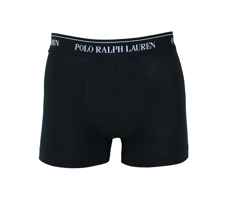 3 er Pack Ralph Lauren Shorts Unterhosen Pouch Trunks schwarz, grau, weiss 251 U3TRKBSHC2A HW16