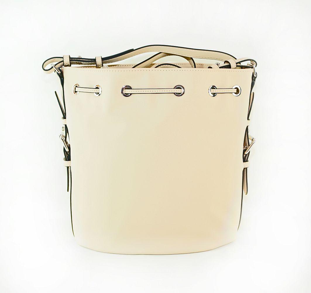 Armani Jeans Tasche Secchiello Austria 922212 7P772 06250 Light Beige Handtasche S17-AJT1
