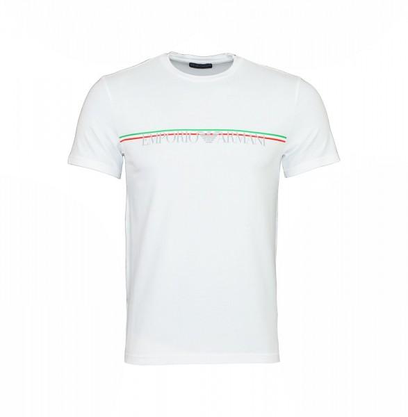Emporio Armani T-Shirt Crew-Neck 110853 9A510 00010 white WF20-EA4