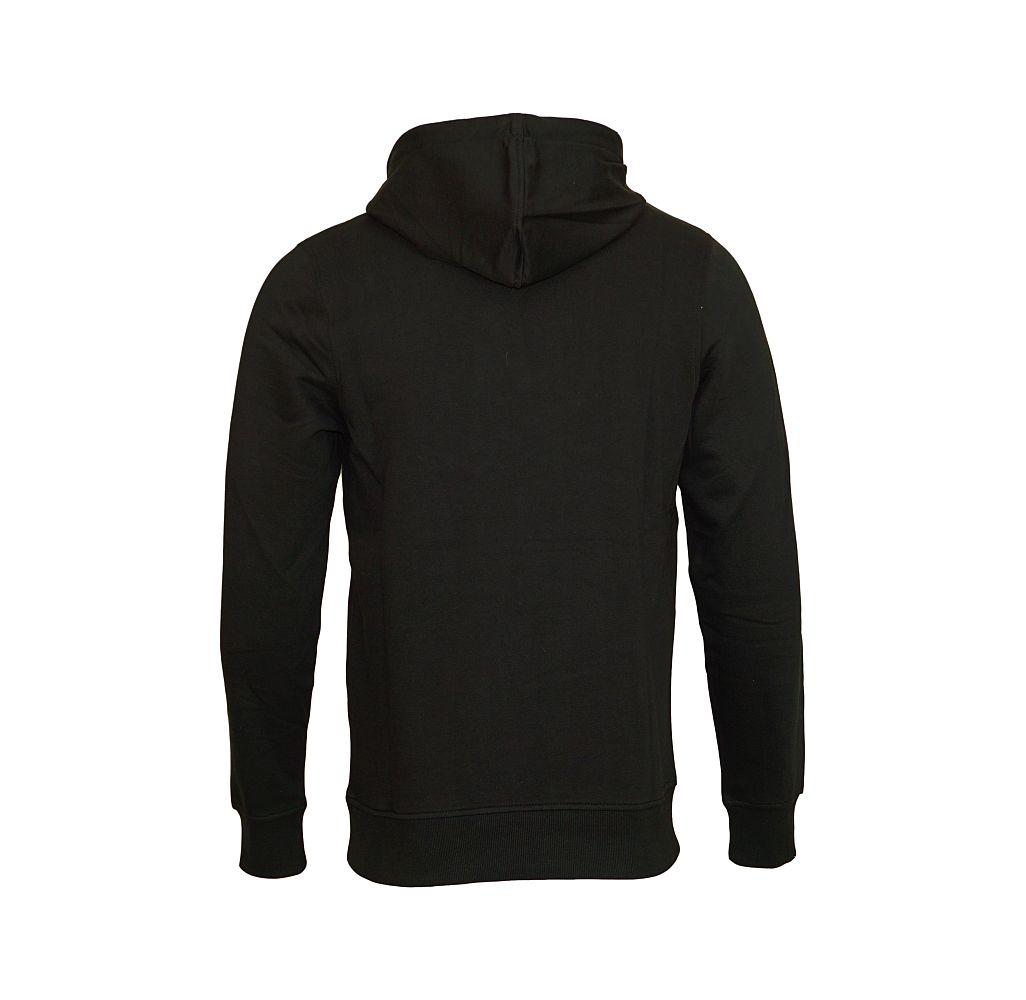 Jack & Jones Pullover JJCoadvance Sweat Hood Black Reg mit Kapuze JJ16