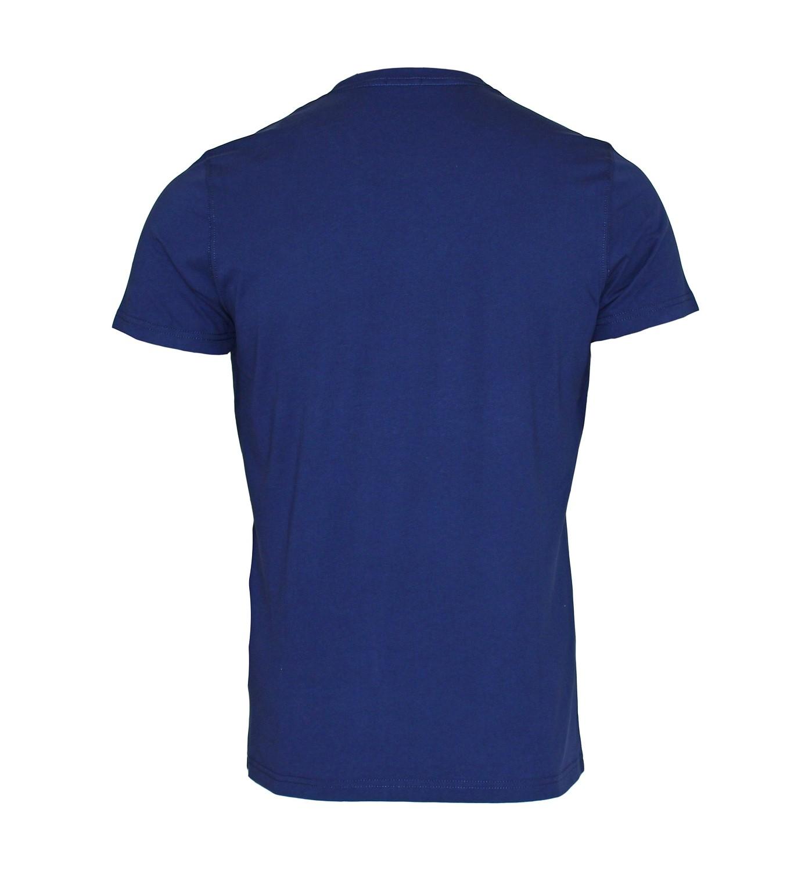 TOMMY HILFIGER Shirt T-Shirt Tee-Shirt Gow cn tee ss navy, blau
