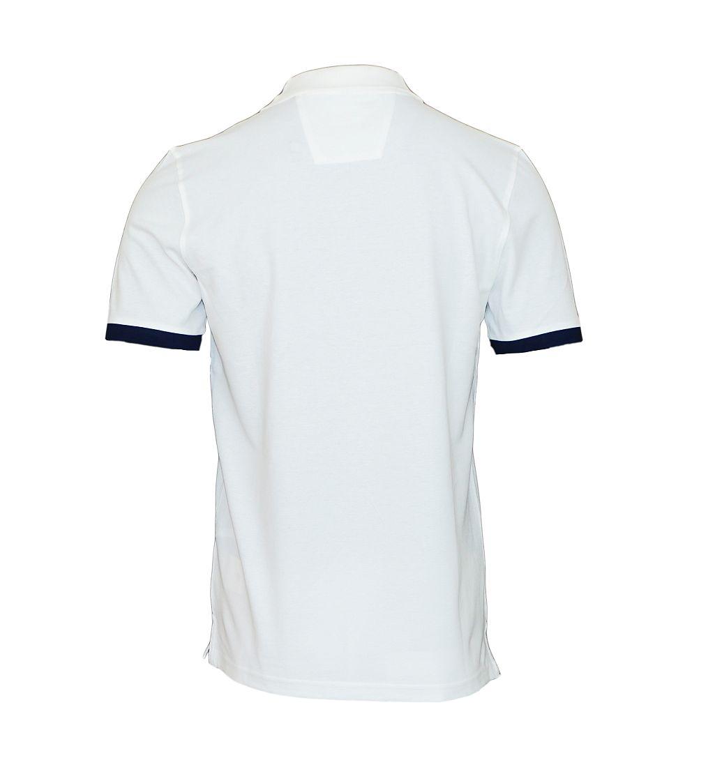 Daniel Hechter Poloshirt Polohemd Polo weiß 75038 171934 10 WF17-DHP1