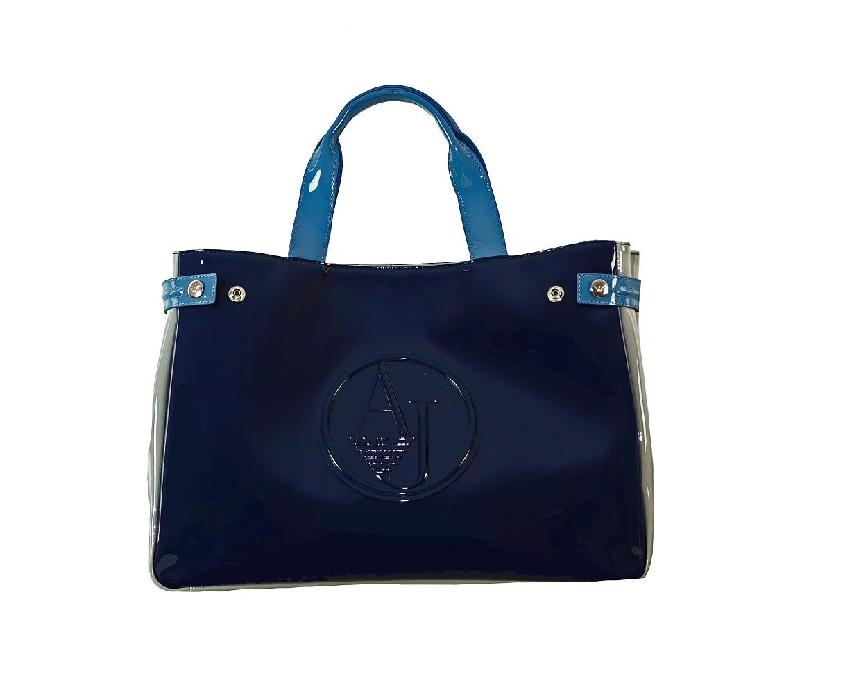 Armani Jeans Tasche Handtasche f. Damen 922548 CC852 38135 darknavy HW16