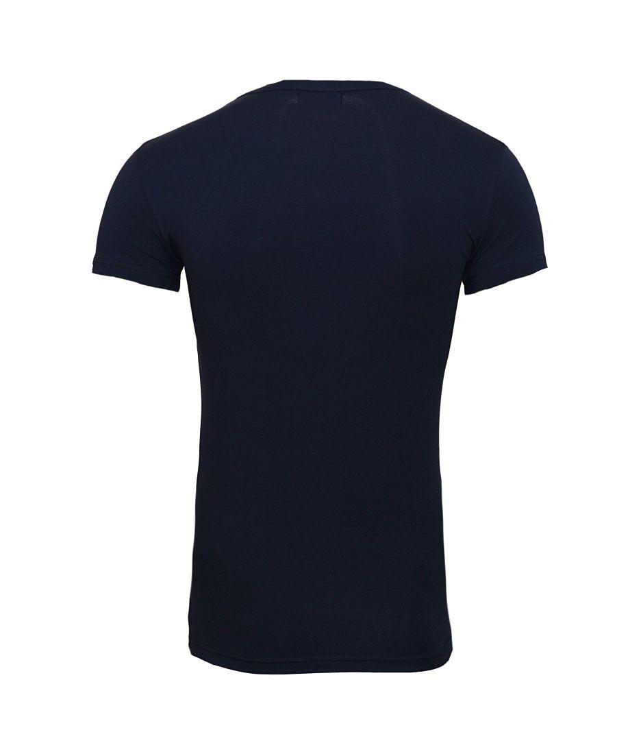EMPORIO ARMANI Shirt T-Shirt MARINE 110810 7P525 00135 WF17-EATS1