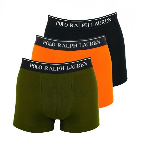 Ralph Lauren 3er Pack Classic Trunks 71466205 0033 multicolor W19-RL3