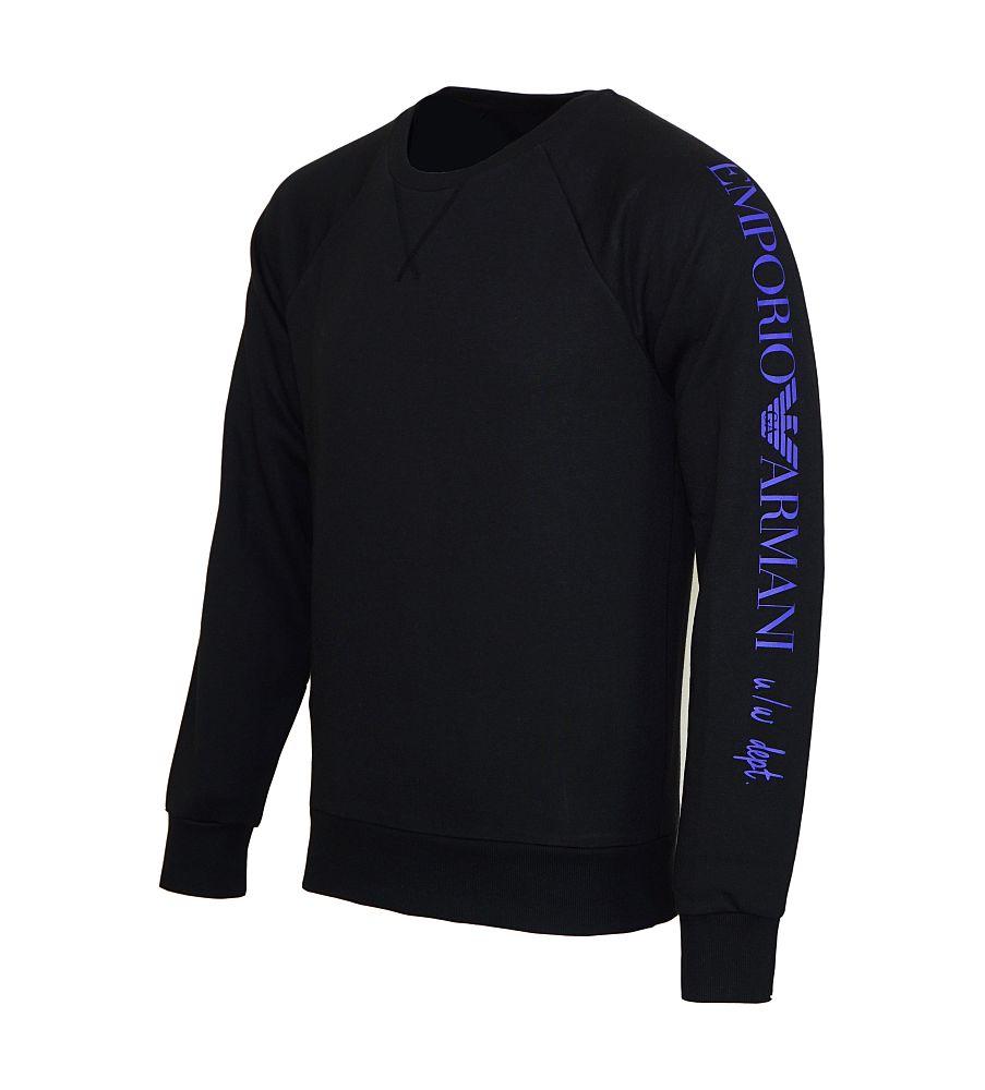 EMPORIO ARMANI Sweater Pullover Sweater schwarz 111062 6A571 00020 NERO HW16-EA-1