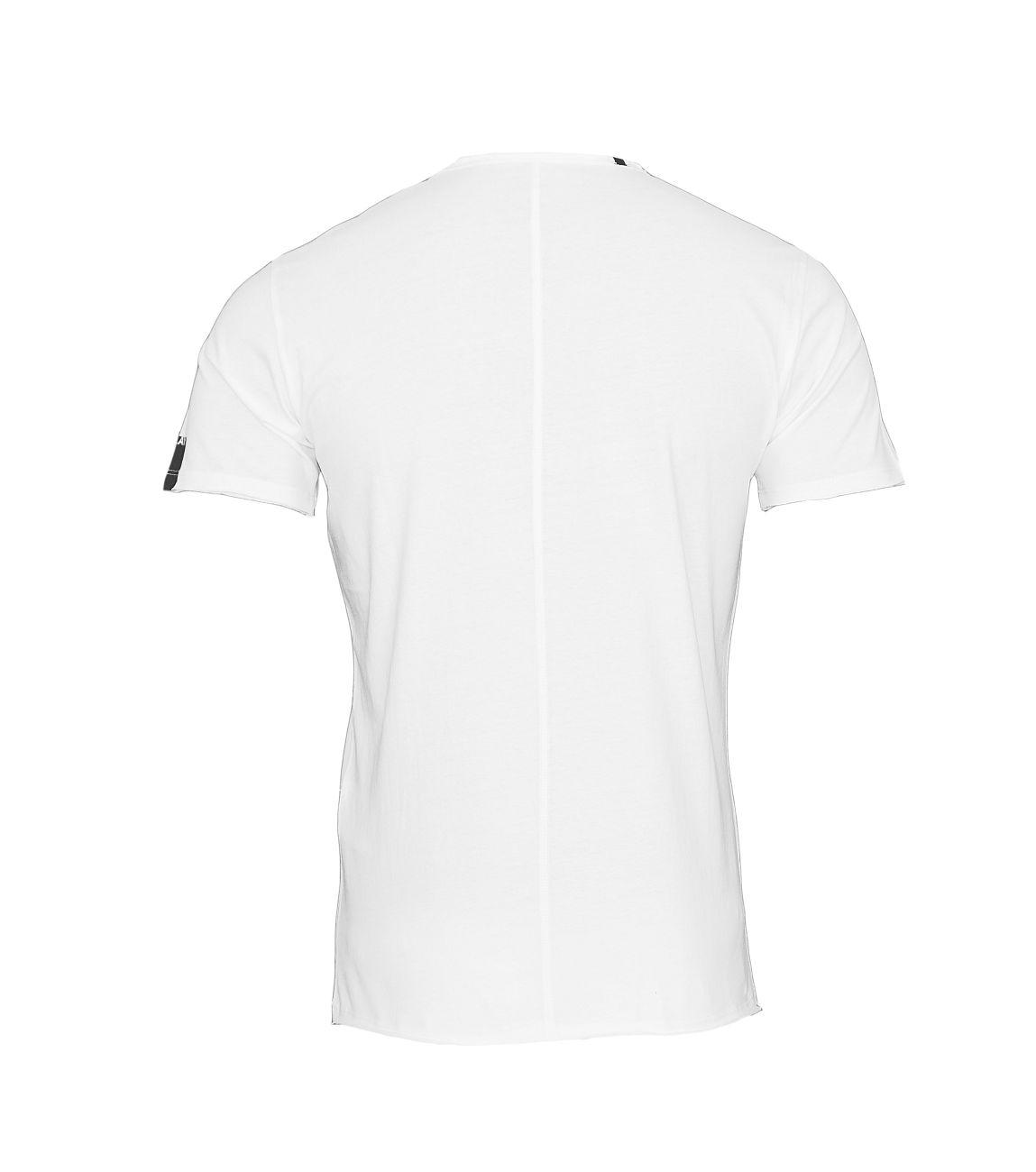 Replay T-Shirt Shirt V-Ausschnitt M3591.000 2660.001 white S18-RPT4