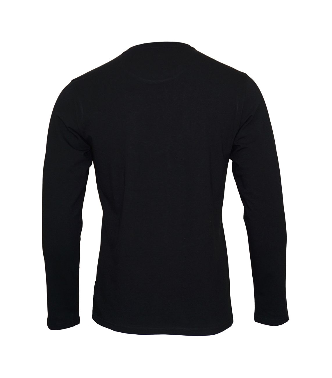 Emporio Armani Longsleeve Rundhals Shirt 111653 8A516 00020 NERO WX18-EAL