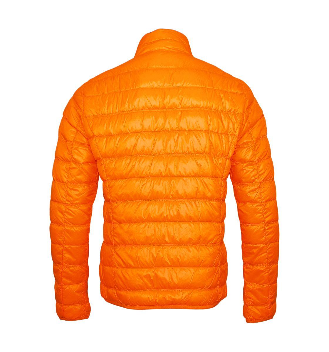 EA7 Emporio Armani Down Jacket Daunenjacke 8NPB01 PN29Z 1681 Vibrant Orange SH17-EA7J1