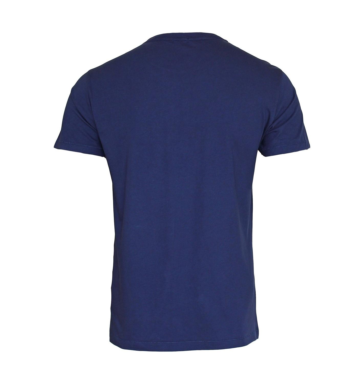 TOMMY HILFIGER Shirt T-Shirt Tee-Shirt Ronan cn tee ss navy
