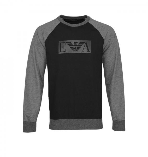 Emporio Armani Sweater Pullover R-Neck 111062 0A566 00020 black HW20-AP1