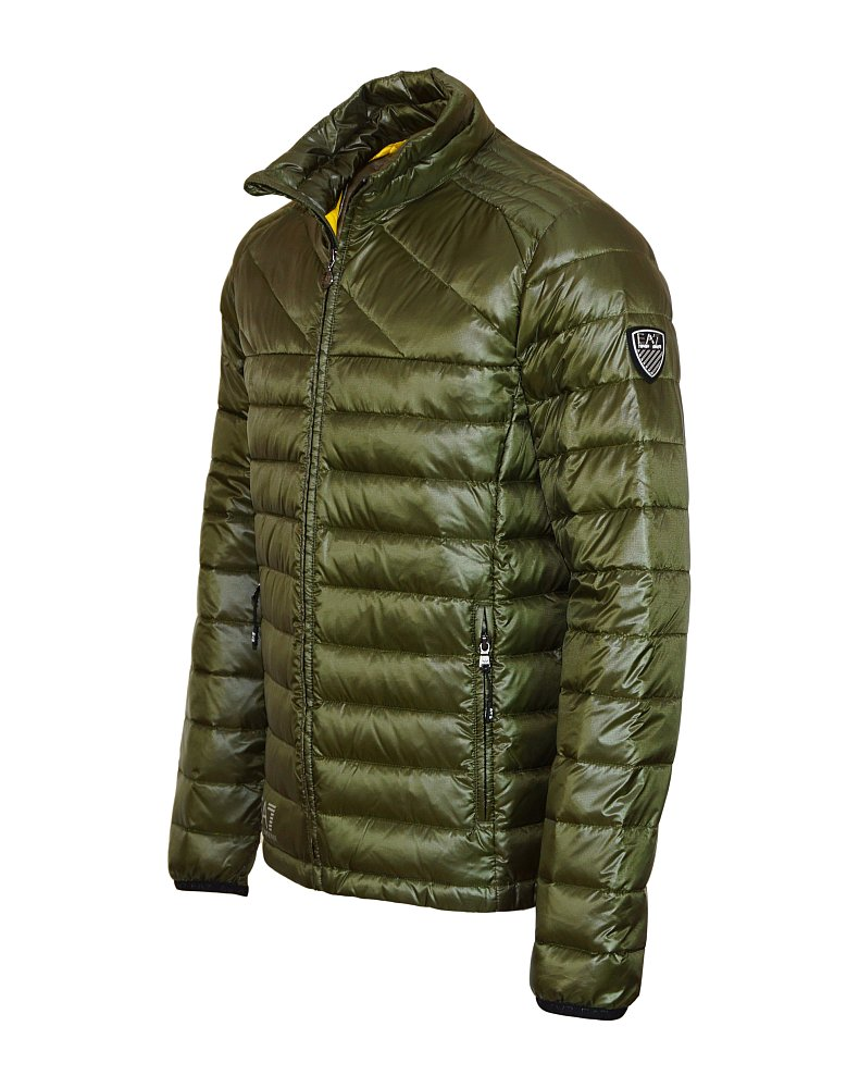 EA7 Emporio Armani Jacke Daunenjacke Down Jacket 6XPB49 PN43Z 1852 Verde SC HW16-EA4