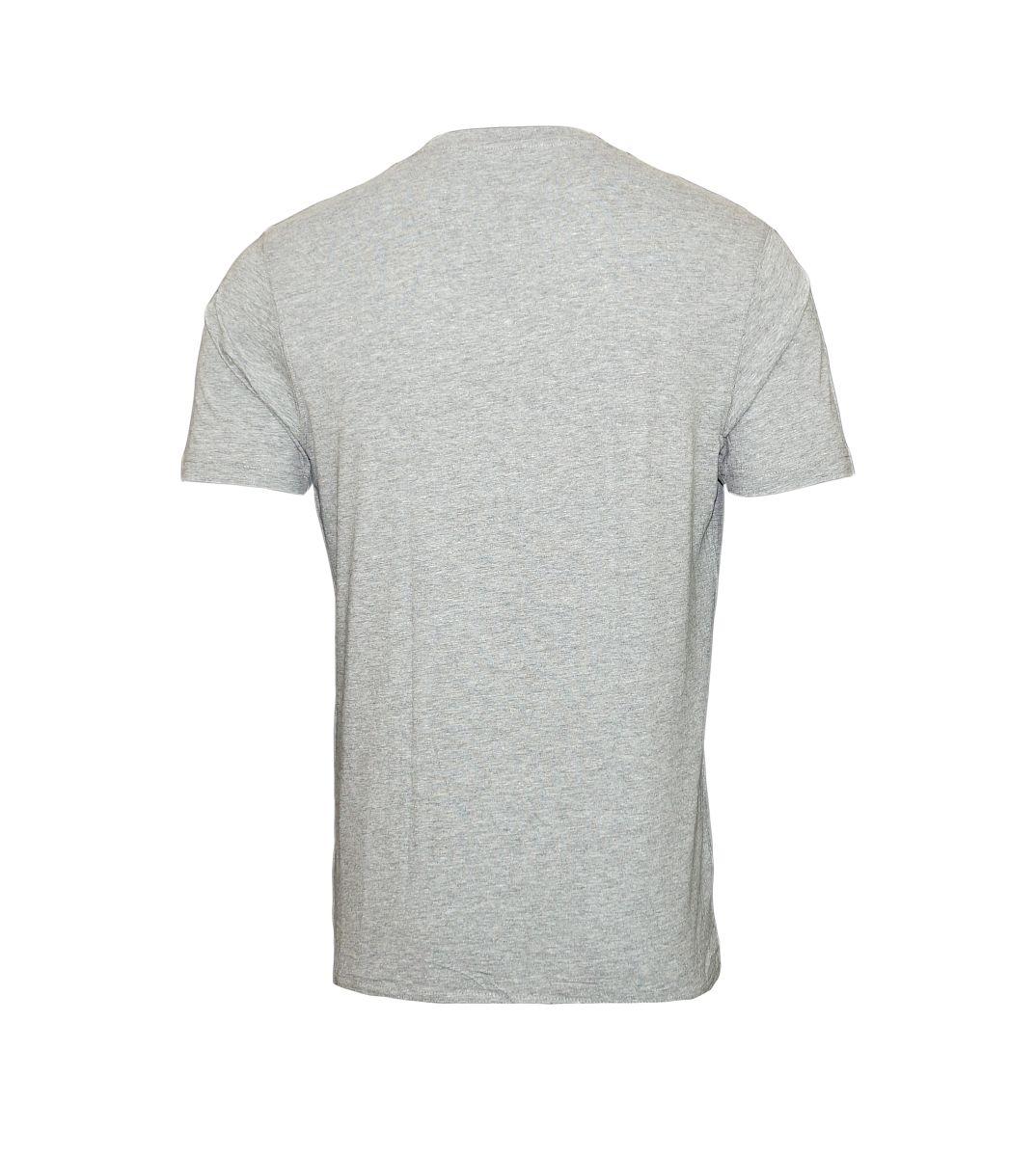Daniel Hechter 2er Pack T-Shirts Rundhals 76001 172972 910 grau SH17-DH2P