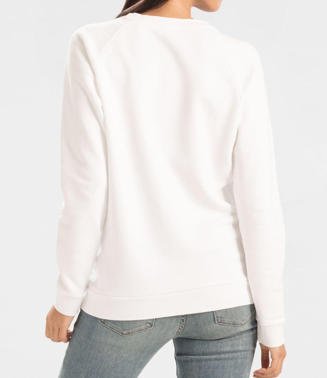 LEVIS Sweater für Damen Pullover 29717-0014 weiss W18-LDP1
