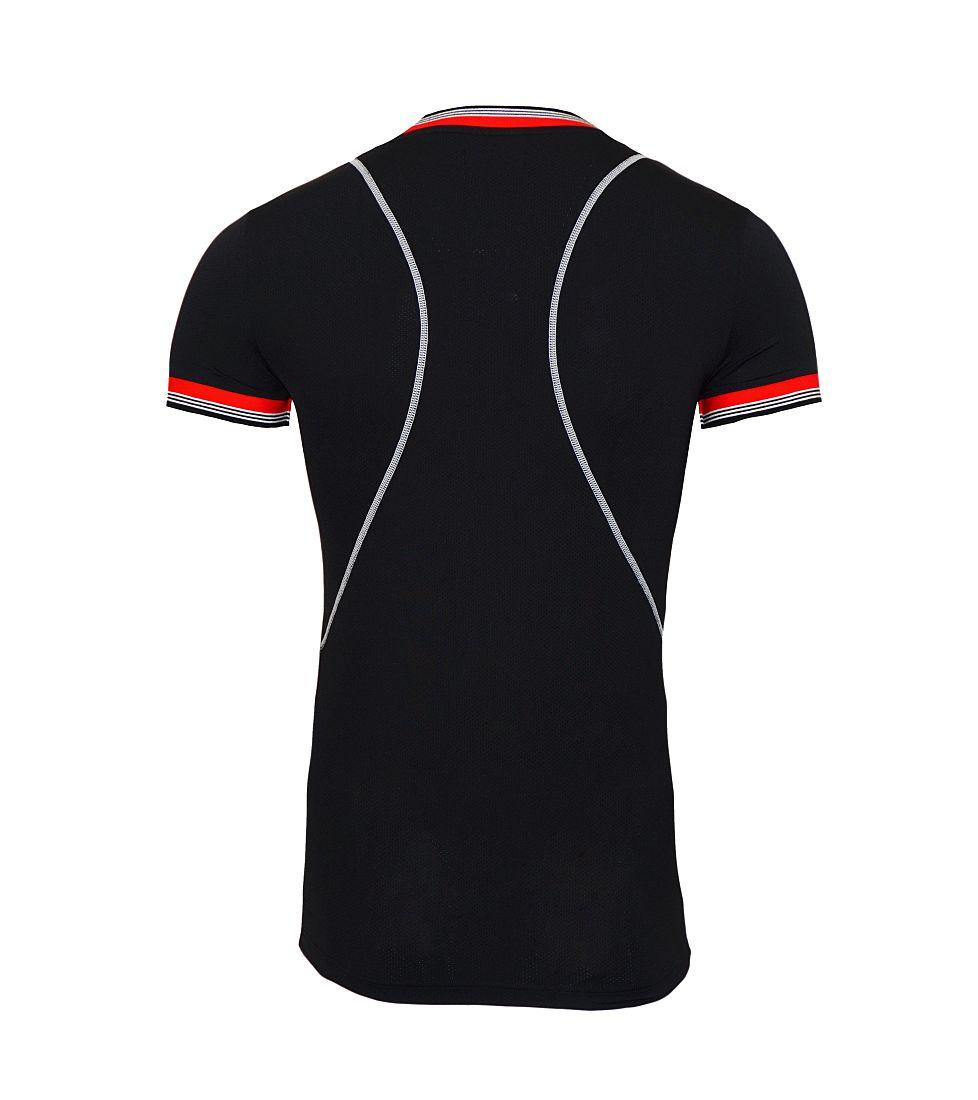 EMPORIO ARMANI Shirt T-Shirt NERO 111035 7P530 00020 WF17-EATS1