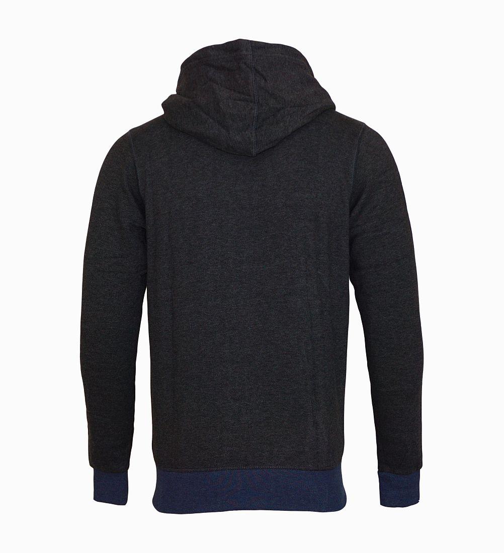 PETROL Industries Sweater Jacke Sweat Hooded anthrazit MFW16 SWH357 980 HW16-Pn