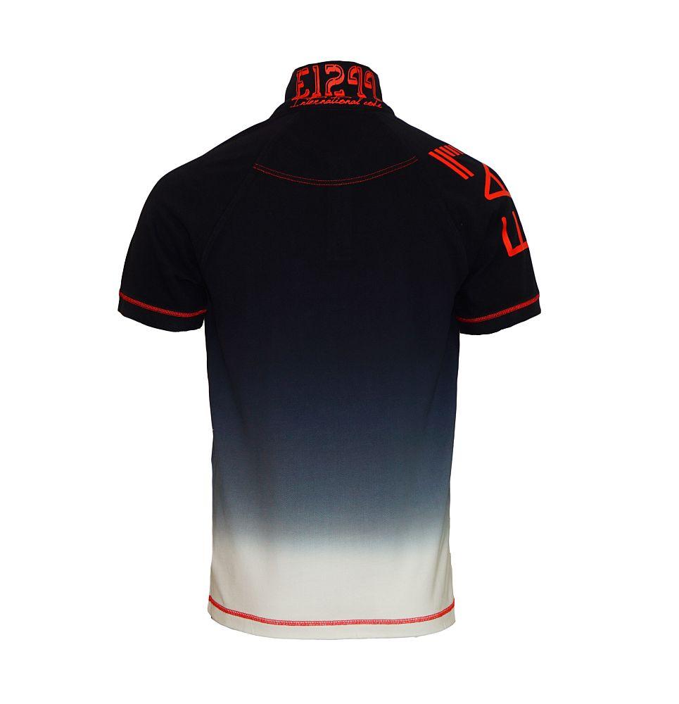 EA7 EMPORIO ARMANI Shirt T-Shirt Poloshirt MAN'S KNIT POLO dunkelblau 273934 6P688 02836