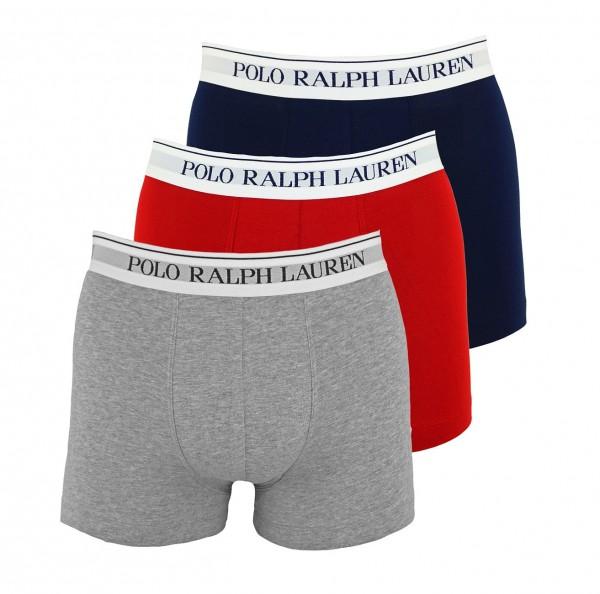 Ralph Lauren 3er Pack Trunk Shorts 71466205 0041 multicolor SH19-RL1